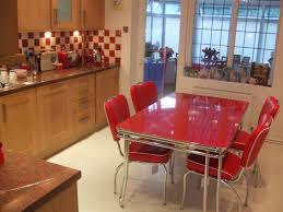 Red Dining Room Ideas Dining Room Wonderful Red Dining Sets With Stainless Steel Leg