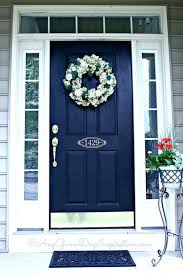 Front Door Decorations For Winter - ideas for fall front door decor colors teal doors pictures of