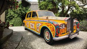 roll royce phantom custom rolls royce celebrate sgt pepper u0027s 50th anniversary with john