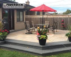 Stone Decks And Patios by Stone Deck Ottawa Stone Deck Ottawa