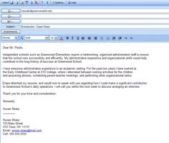 email covering letter examples fancy example of an email cover