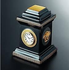 versace home five o u0027clock pinterest versace clocks and