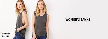 women s womens categories tanks bella canvas