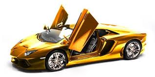 how much are the lamborghini cars this gold plated lamborghini model car will set you back 7 5
