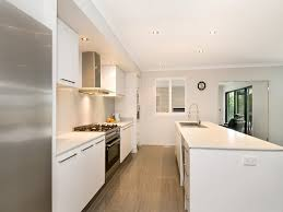 Galley Kitchens With Island - galley kitchen designs for your high taste