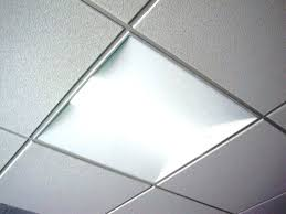 Cover Fluorescent Ceiling Lights Fluorescent Lights Light Cover Ceiling Panels Image For