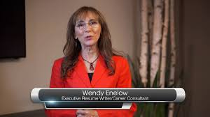 resume writing consultant wendyenelow com the executive s resume writer career coach