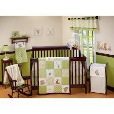 Convertible Crib Babies R Us by Disney Classic Pooh My Friend Pooh 4 Piece Crib Bedding Set
