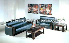 Fabric And Leather Sofa Sets Contemporary Leather Sofas For Office Sofa Set For Office Use