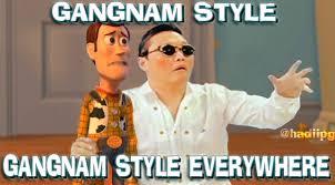 Gangnam Style Meme - gangnam style everywhere by yefta03 gangnam style know your meme