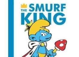 smurfs original cartoon turned black lose
