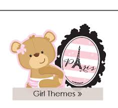 baby girl themes for baby shower baby shower supplies decorations themes bigdotofhappiness