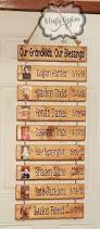 our grandkids our blessings wooden picture sign by thecraftzone