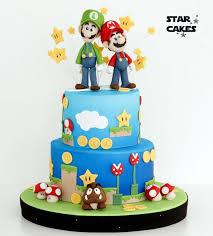 mario cake mario bros cake cake by cakes cakesdecor