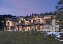 new west partners builders of distinctive custom mountain homes