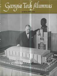 georgia tech alumni magazine vol 29 no 04 1951 by georgia tech