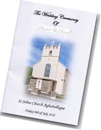 wedding booklets wedding mass booklets wedding booklets mass booklets