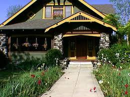 craftsman bungalow video hgtv