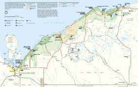 Beaver Lake Map Pictured Rocks Maps Npmaps Com Just Free Maps Period