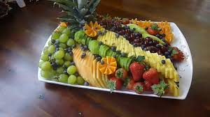 an amazing fruit platter i made for thanksgiving hd