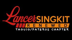 mitsubishi evo logo lancer singkit renewed taguig pateros chapter car meet youtube