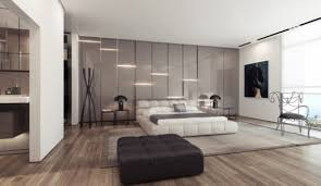 Gloss White Laminate Flooring Apartment White Platform Bed Gloss Feature Wall Design With Nice