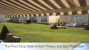 Awnings South Jersey Sunsetter Pro Model Retractable Awnings In Manchester Whiting Nj