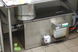 Grease Trap For Kitchen Sink Goslyn Grease Recovery Device Data Sheets Downloads