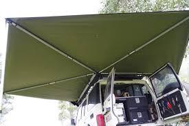 Van Awning Nz Lhs Drifta Rapid Wing 270 Deg Awning Drifta Camping U0026 4wd