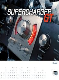 supercharger gt manual english pdf sound recording audio