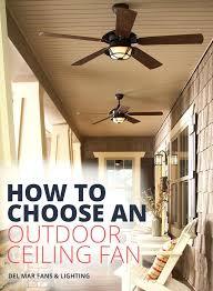 flush mount outdoor ceiling fan indoor ceiling fans vs outdoor ceiling fans a where to use guide