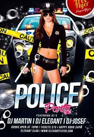 free house cleaning flyer templates police party free psd flyer template house cleaning pinterest