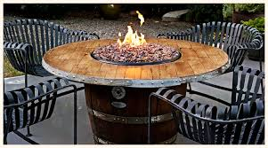 Wine Barrel Fire Pit Table by Chattanooga Outdoor Fire Pits Southern Hearth U0026 Patio
