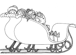 sleigh pictures free download clip art free clip art on