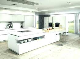 cuisine blanche laquee table cuisine blanche plateau bois mrsandman co