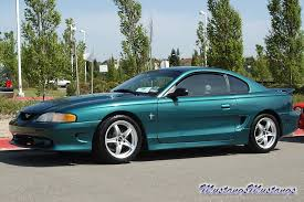 1994 shelby mustang the ford mustang 1994 1999 pics mustangsmustangs