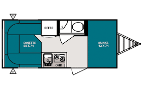 Tennessee travel plans images Forest river rv r pod camping trailers r pod floorplans png