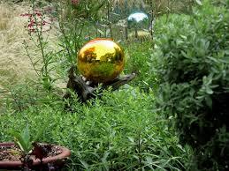 Cheap Gazing Balls The Germinatrix Blog Archive Austin Pt 3 U2013 The Magical Mystery