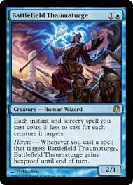 what are good monoblue cards for multiplayer help for my talrand