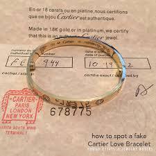 love cartier bracelet ebay images How to spot a fake cartier love bracelet hawaii estate jewelry jpg