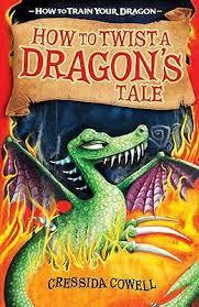 twist dragon u0027s tale cressida cowell train