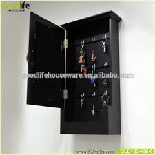 Key Storage Cabinet Wholesale Wall Hanging Wooden Key Storage Cabinet With Dressing