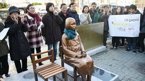 Comfort Women Japan Japan Recalls S Korea Envoy Over U0027comfort Woman U0027 Statue Sbs News