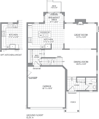 eqhomes the magnolia clarence crossing floorplan
