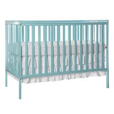 5 In 1 Convertible Crib by Cribs Everything Turquoise