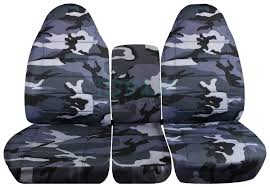 Ford F250 Truck Seat Covers - 1993 1998 ford f series f 150 250 350 40 20 40 camo truck seat