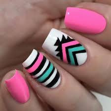 uñas u2026 mi secreta obsesión pinterest art nails pink nails