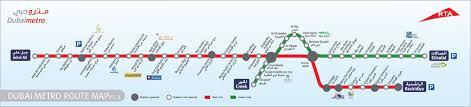 Metro Rail Houston Map by