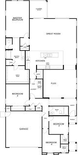 plan 2560 u2013 new home floor plan in sin lomas by kb home