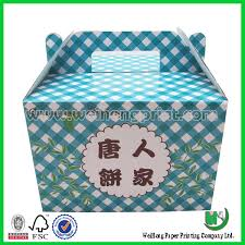 cheap cookie gift boxes paper cardboard cookie boxes custom